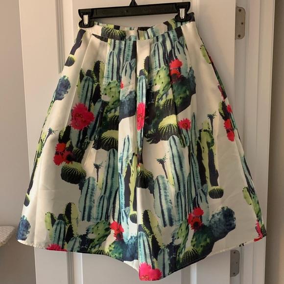 8d62a893d56 Blaque Label Dresses   Skirts - Blaque Label Cactus Skirt